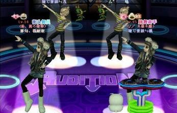 新开劲舞团私服舞步输入操作说明