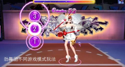 劲舞团游戏模式玩法