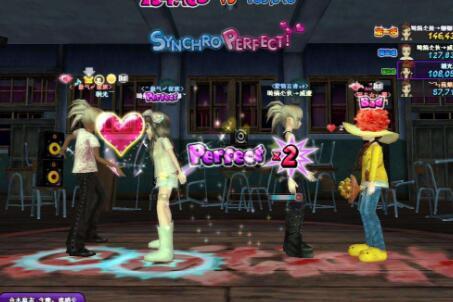 劲舞团sf玩家情感世界