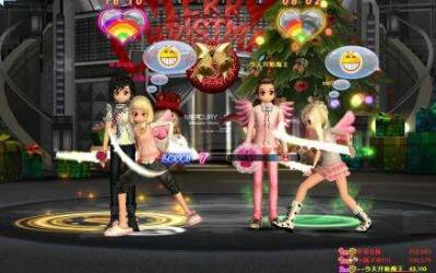 劲舞团sf哪个最好玩?