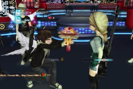 爱在劲舞团sf游戏世界