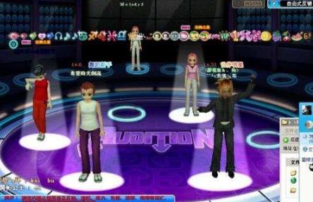 劲舞团社交系统怎么玩?