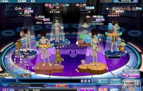 进入劲舞团电脑版网页可以快速游戏