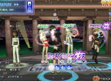 热血街舞竞技