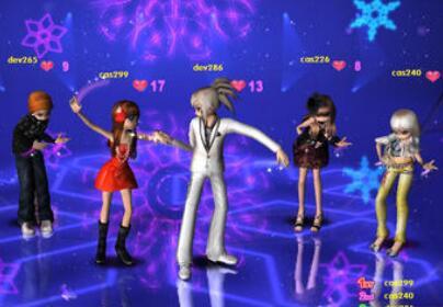 玩劲舞团游戏有什么技巧?