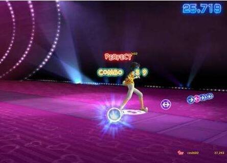 劲舞团CLUB DANCE模式游戏攻略