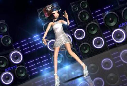 劲舞团PK模式挑战其他玩家