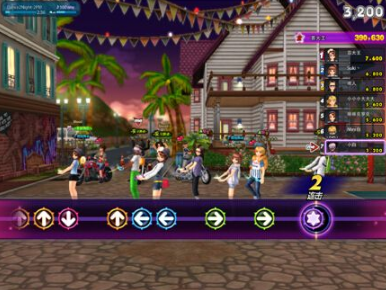 劲舞团游戏哪种模式好