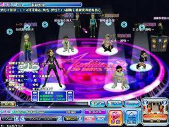 详细的劲舞团游戏玩法和模式介绍