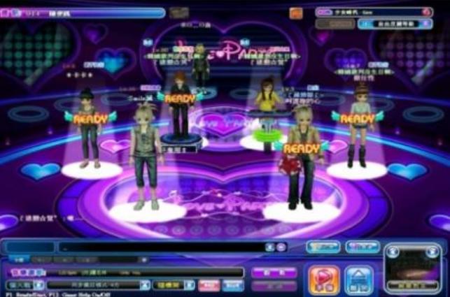 玩家可以先去官方了解一下劲舞团的游戏规则