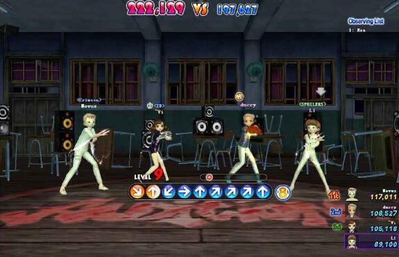 选择官方平台下载游戏舞步