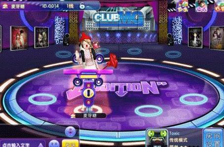 看劲舞团的游戏玩法模式