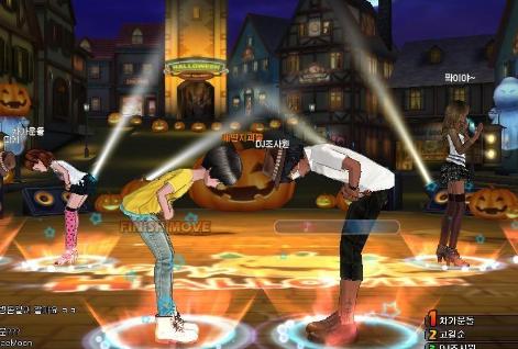 如何玩转劲舞团私服鬼步舞?