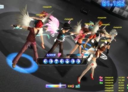 513au劲舞团游戏设计不错