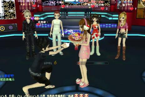 411劲舞团不是很受玩家欢迎