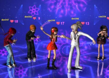 劲舞团sf游戏提供部分免费情侣装