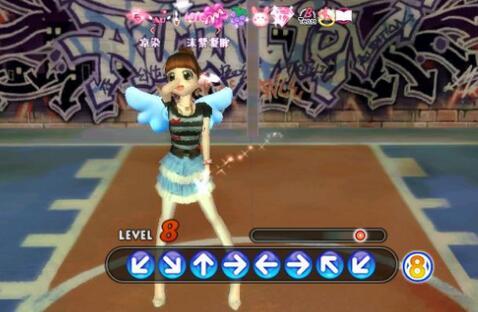 513劲舞团舞蹈游戏的优势