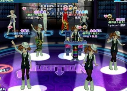 如何玩转劲舞团舞蹈游戏?