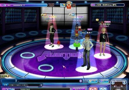 推荐有趣的90au劲舞团舞蹈游戏玩法
